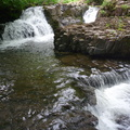 Turn Wheel Waterfall, Rookhope Burn